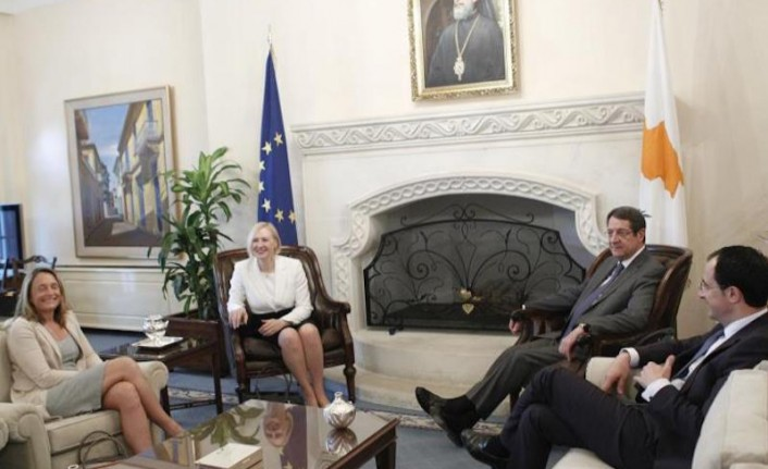 Anastasiadis, Türkiye'yi şikayet etti BM'yi sessiz kalmakla suçladı!