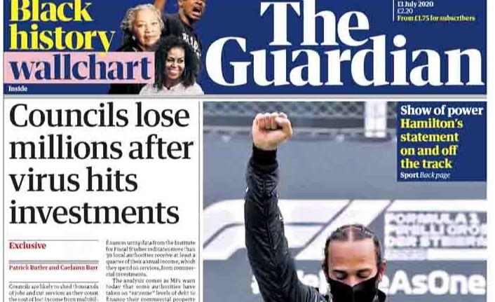 İngiliz The Guardian yazdı: Virüs belediyeleri batıracak