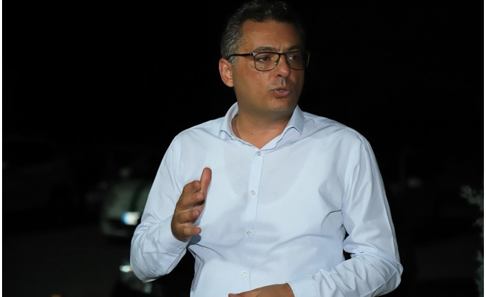 """""""Kıbrıs Türk halkını tehlikelerden koruyabilecek tek örgütlü güç CTP'dir"""""""