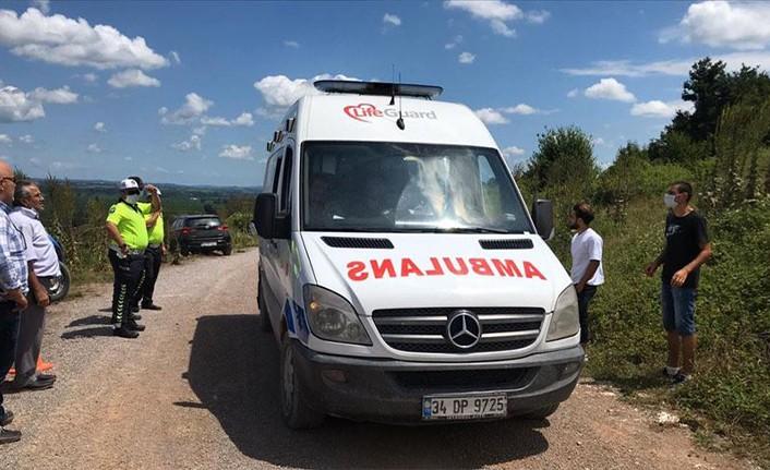Sakarya'da havai fişek taşıyan araçta patlama: 3 jandarma personeli şehit oldu
