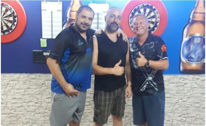 Ferdi Darts Yaz Ligi beşinci ayağı tamamlandı