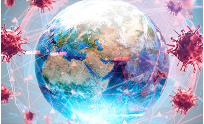 Dünyada Covid-19