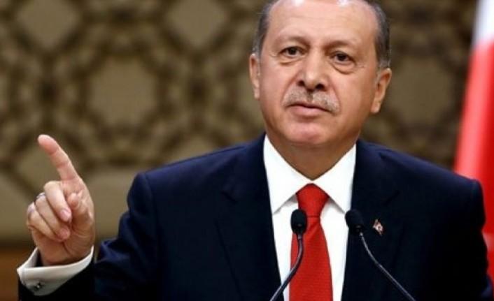 Erdoğan: Akdeniz'de kendi planlarımızı uygulamaya devam edeceğiz