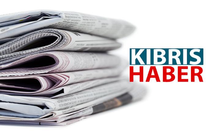 KKTC gazete manşetleri