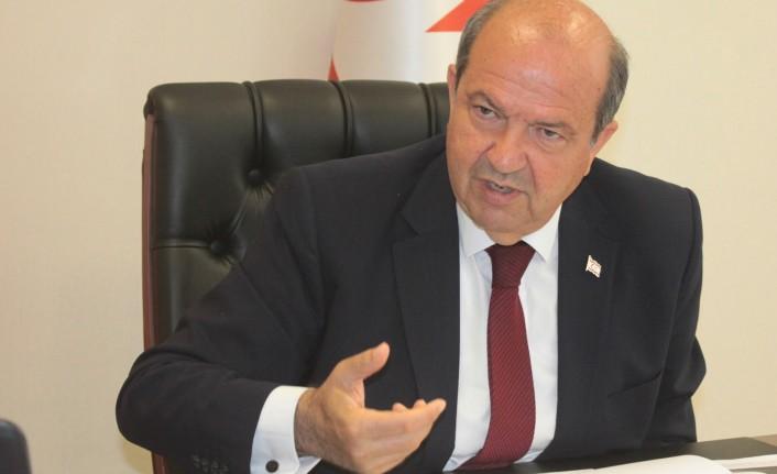 """Tatar: """"Belirsizlikler içinde ülke yönetimini sürdürüyoruz"""