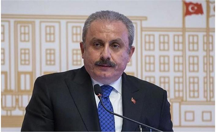"""TBMM Başkanı Şentop'tan """"Oruç Reis"""" paylaşımı"""