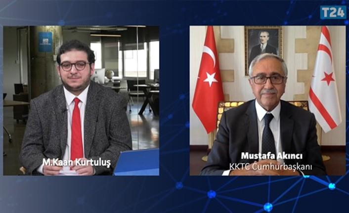 Akıncı: 11Ekim seçimlerinden sonra garantör ülkelerle beşli gayri resmi konferans düzenlenecek