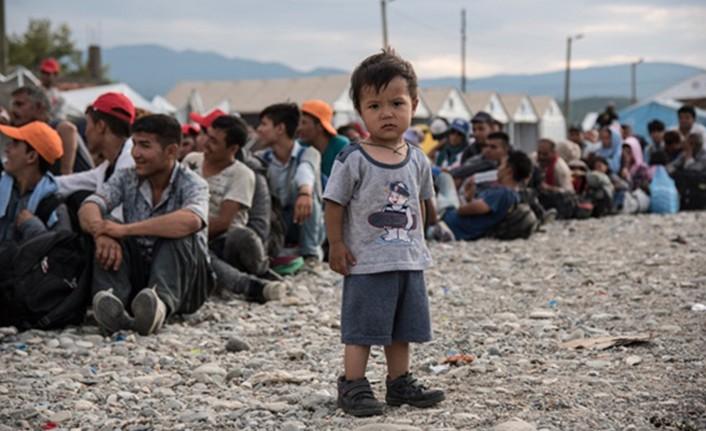 Almanya Yunanistan'da refakatçisiz 100 ila 150 sığınmacı çocuğu ülkeye getirecek