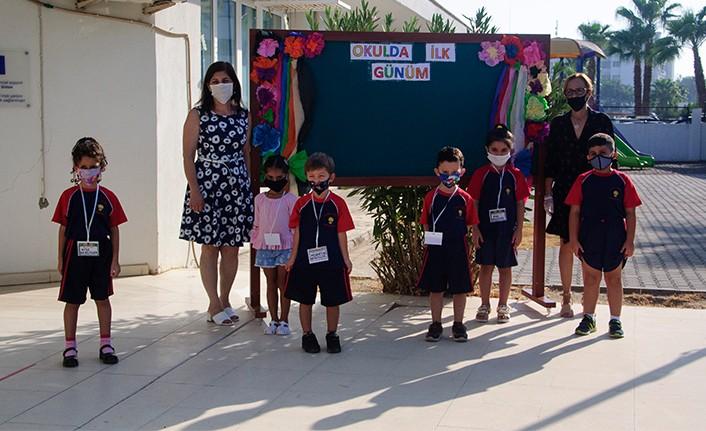 Anasınıf ilkokul 1. ve 2. sınıf öğrencileri bugün yüz yüze eğitime başladı