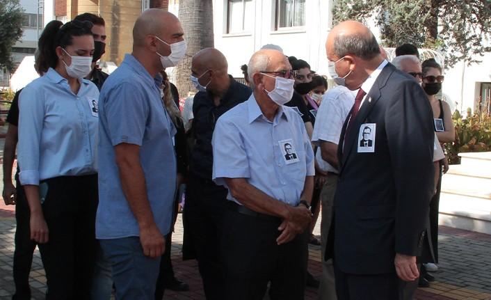 Aydın Samioğlu için Cumhuriyet Meclisi'nde tören düzenlendi