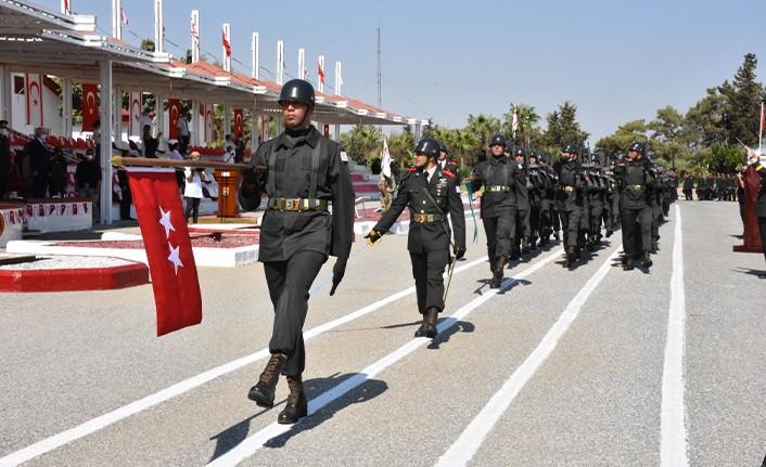 GKK 43/3'üncü dönem Asteğmen ve 43/1'inci Çavuş ant içme töreni yapıldı