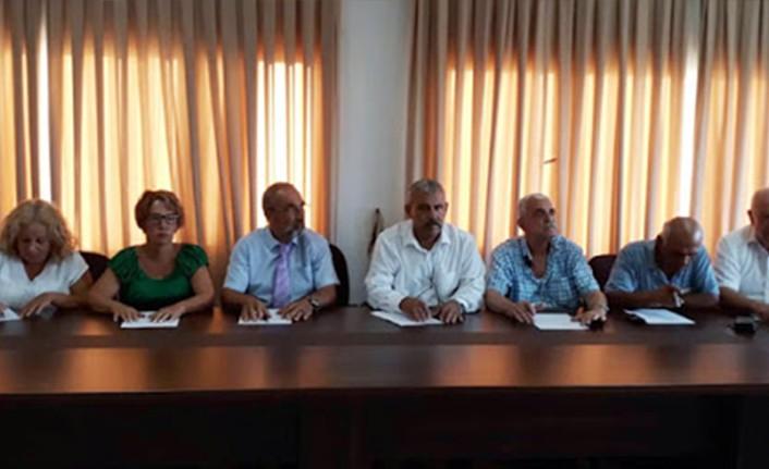 Lefke'de bilgilendirme toplantısı düzenleniyor