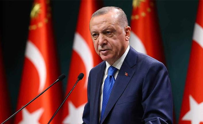 Tc. Cumhurbaşkanı Erdoğan kabine toplantısı'nın ardından millete seslendi