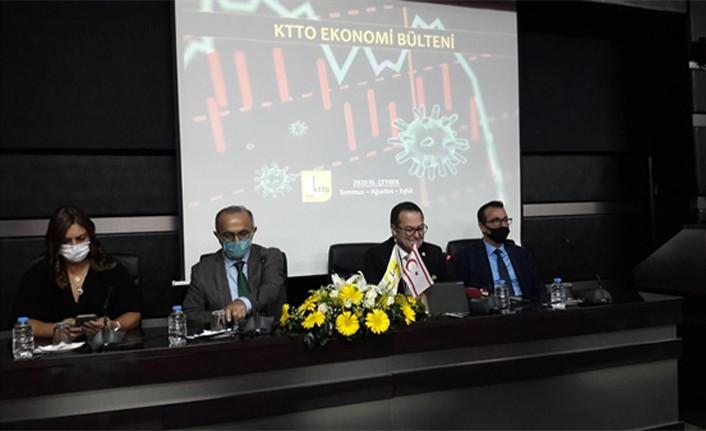 KTTO'NUN 2020 III. ÇEYREK EKONOMİ BÜLTENİ AÇIKLANDI...