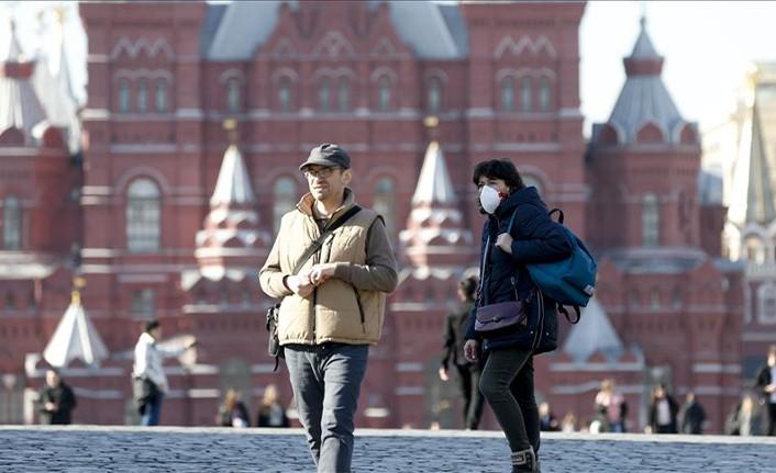 RUSYA'DA KOVİD-19 VAKASI SAYISI 1 MİLYON 204 BİNİ GEÇTİ