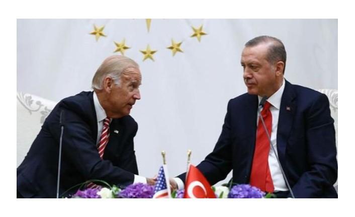 ABD Başkanı Biden'dan, Erdoğan'a davet