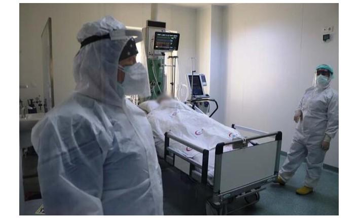 Bir hasta yoğun bakıma alındı