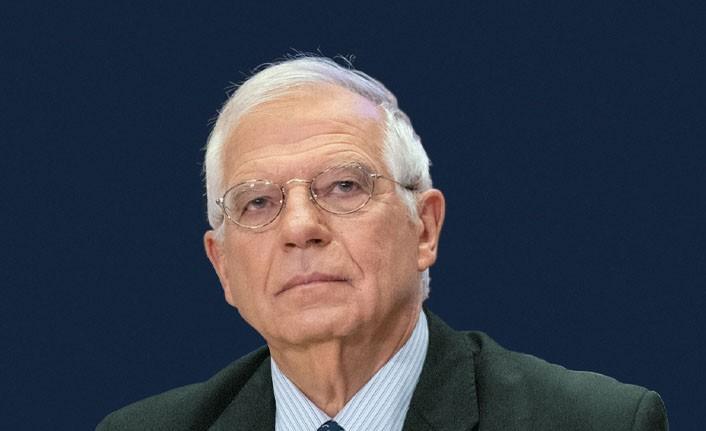 Borrell: AB-Türkiye ilişkilerinin normalleşmesi Kıbrıs sorununa bir çözüm bulunmadan zordur