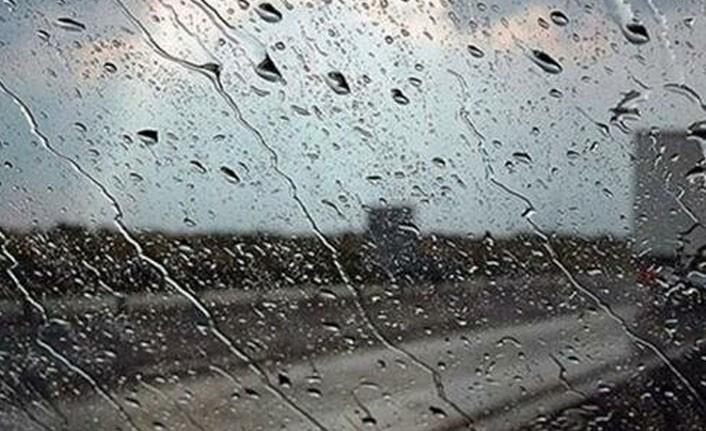 Çamlıbel'de metrekareye 5 kilo yağış kaydedildi