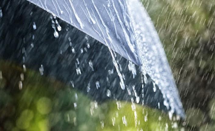 Yağmurlu hava Cuma gününe kadar sürecek