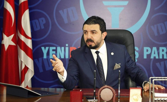"""Zaroğlu: """"Partinin bugünlere gelmesi bir kişinin emeği ile değildir. Her bir üyenin katkısı vardır"""""""