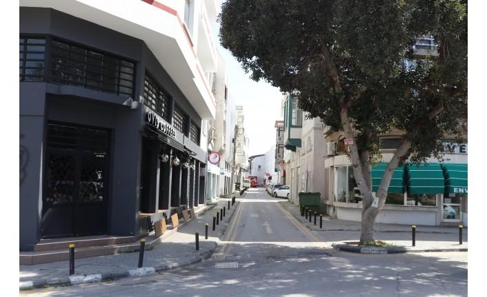 10 kişi sokağa çıkma yasağını, 1 kahve pandemi kurallarını ihlal etti