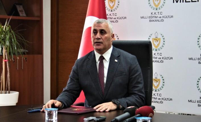 12 bin 135 üniversite öğrencisi Kuzey Kıbrıs'a geldi