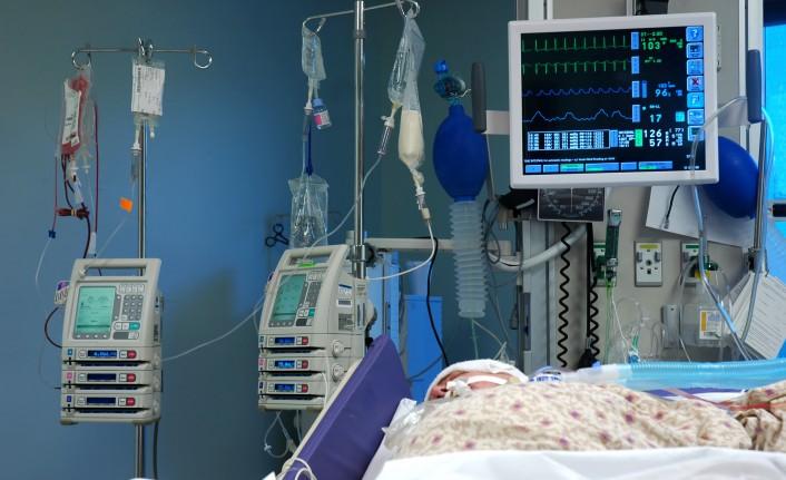 40 yaşındaki hasta yoğun bakımdan çıktı
