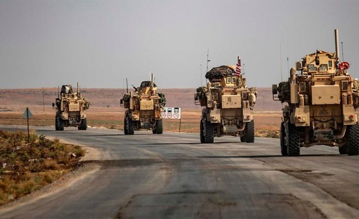 ABD Suriye'ye güç yığmaya devam ediyor: 24 araçlık bir konvoy daha sevk edildi