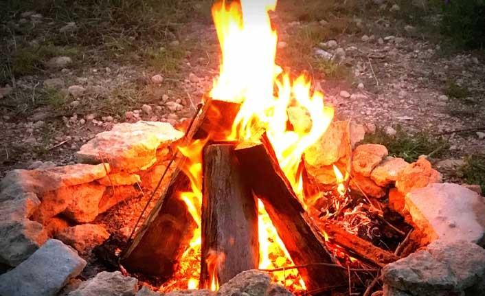 """""""Ada genelinde ikinci bir tur düzenlemeye kadar ateşli piknik yasaklandı"""""""