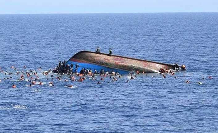 Akdeniz'de Tekne Faciası: 100 Sığınmacı Yaşamını Yitirdi