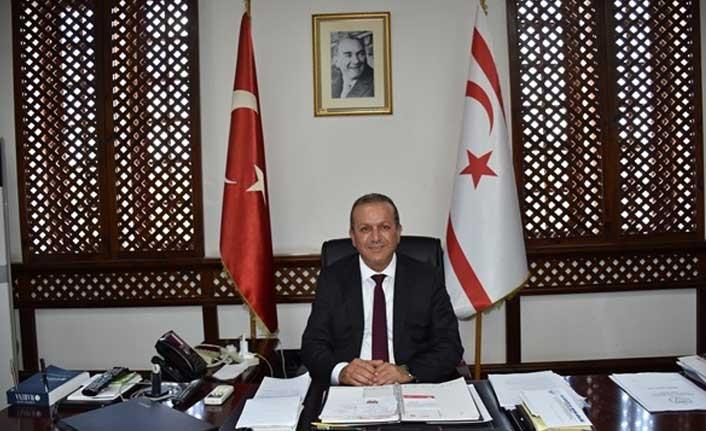 """Ataoğlu: """"Türkiye'deki kapanma,KKTC turizmini etkilemeyecek"""""""