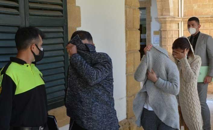 Çek hırsızlığı.. Biri tutuklu biri serbest