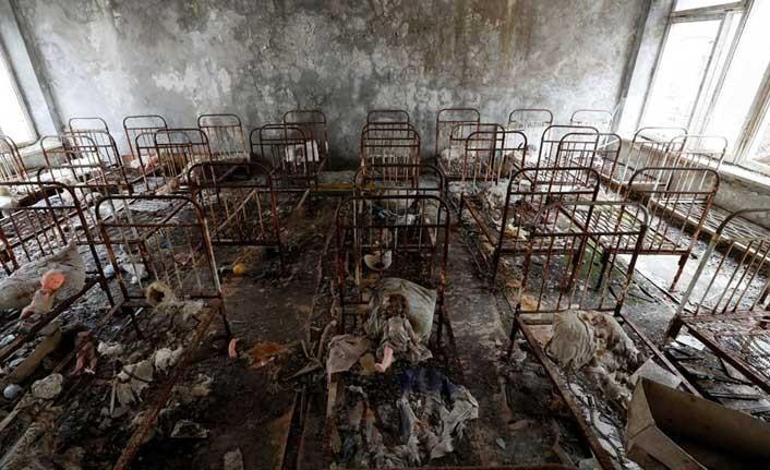Çernobil'deki patlamanın 35. yıl dönümü