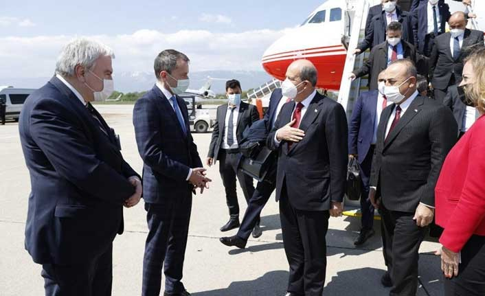Cumhurbaşkanı Ersin Tatar, Cenevre'de