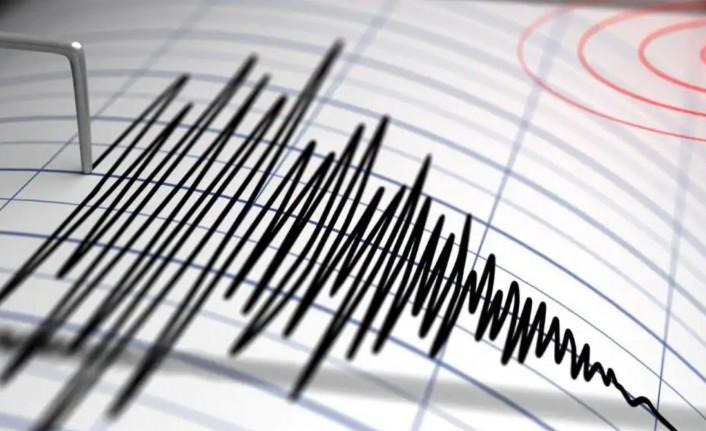 Datça açıklarında 4.8 büyüklüğünde deprem