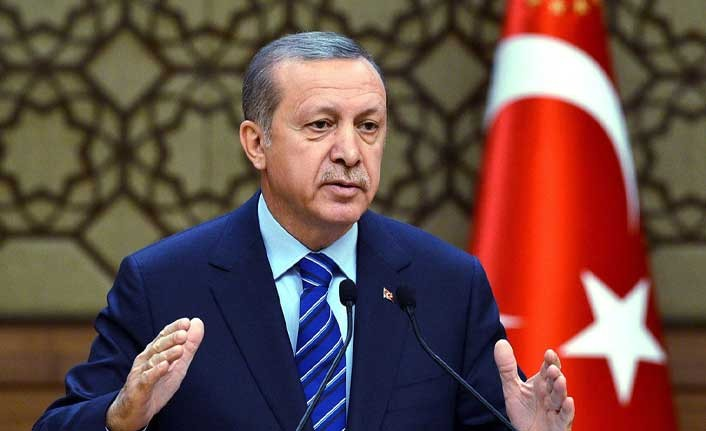 """Erdoğan: """"Güney Kıbrıs'a güvenmiyorum, inanmıyorum. Onlar hiç bir zaman dürüst davranmadılar"""""""