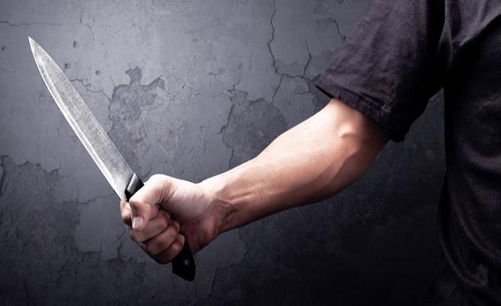 Gazimağusa'da bıçaklama!