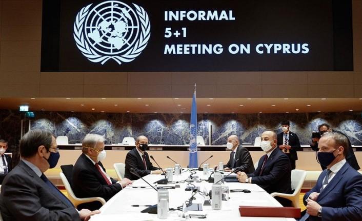 """Guterres: """"Kıbrıs konusunda resmi görüşmelerin başlaması için yeterli ortak zemin bulamadık"""""""