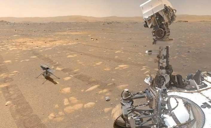 İnsanların Mars'ta Dolaştığı Günler Çok Yakın