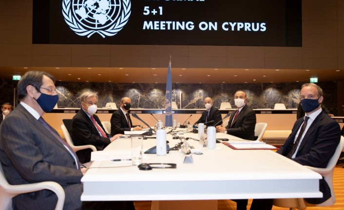 İşte 6 maddelik Kıbrıs Türk önerisi!