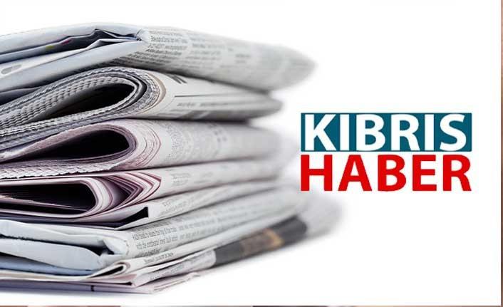 KKTC Gazete Manşetleri / 27 Nisan 2021