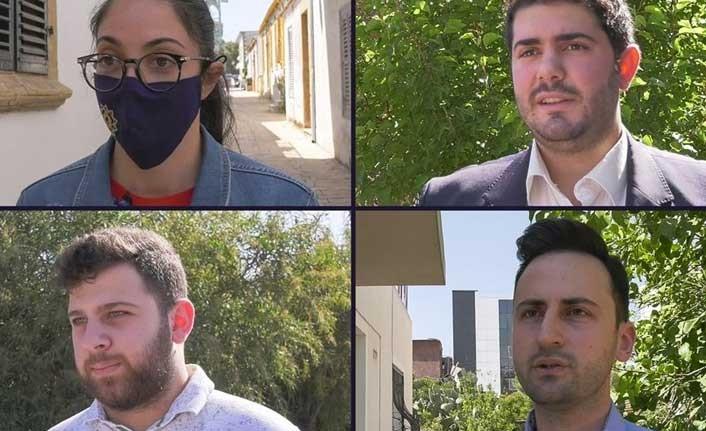 KKTC'li gençler Kıbrıs'ta çözümü 'iki devletli' modelde görüyor