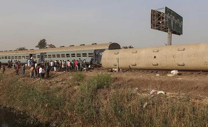Mısır'da 2002'den bu yana meydana gelen tren kazalarında 542 kişi hayatını kaybetti