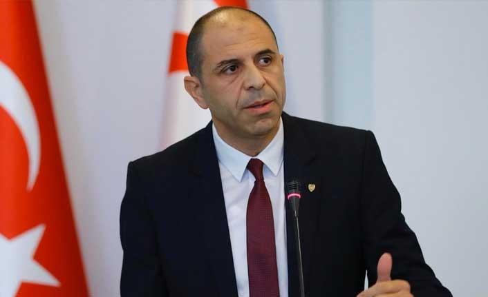 "Özersay: ""Dün alınan 10 günlük Meclis tatil kararı, yasa dışıdır"""