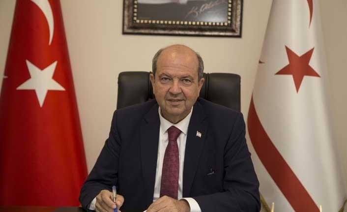 """Tatar: """"Kıbrıs Konusunda Esas Egemenliktir"""""""
