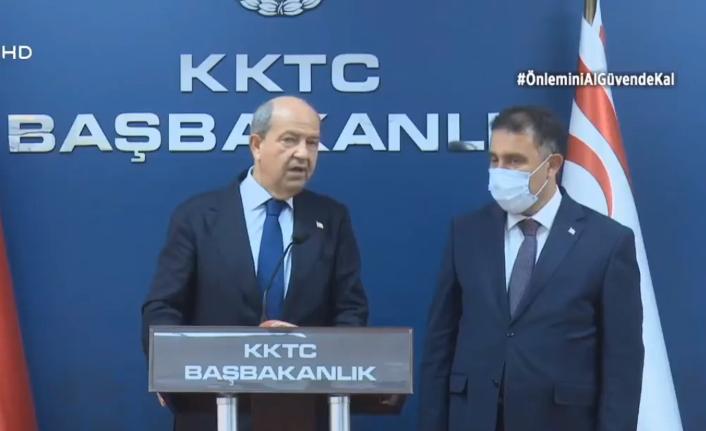 Cumhurbaşkanı Tatar: Türkiye arkamızda