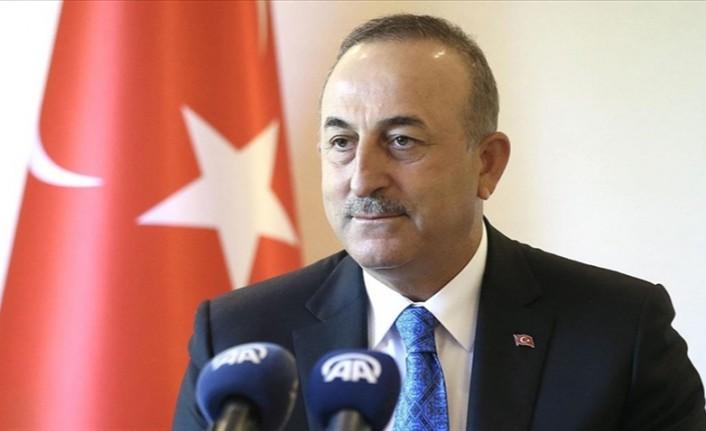 """TC DIŞİŞLERİ BAKANI ÇAVUŞOĞLU: """"Federasyon Zaman Kaybı"""""""