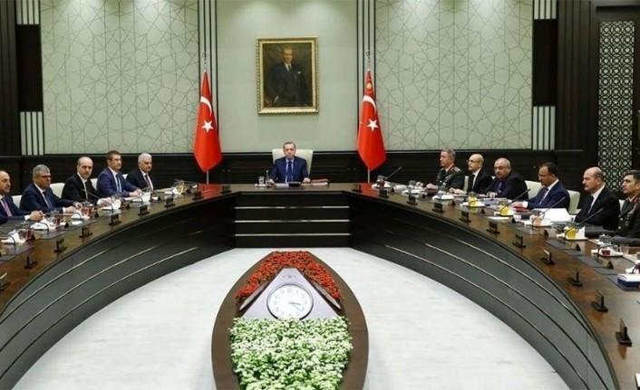 Türkiye Milli Güvenlik Kurulu'nda Alınan Kararlar Rum Basınında