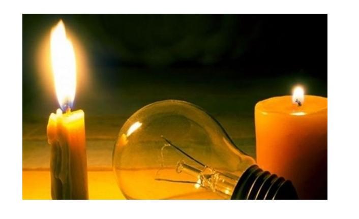 Yarın beş buçuk saat süreyle elektrik verilemeyecek